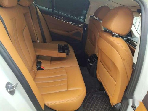 Used 2019 BMW 5 Series 520d Luxury Line AT in Hyderabad
