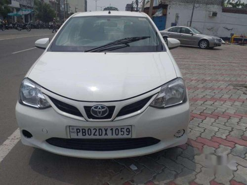 Toyota Etios GD SP, 2015, Diesel MT for sale in Amritsar