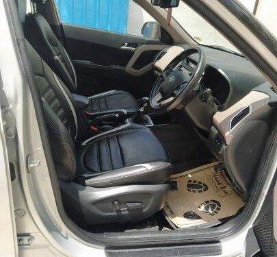 2018 Hyundai Creta 1.6 SX Option Diesel AT for sale in Bangalore