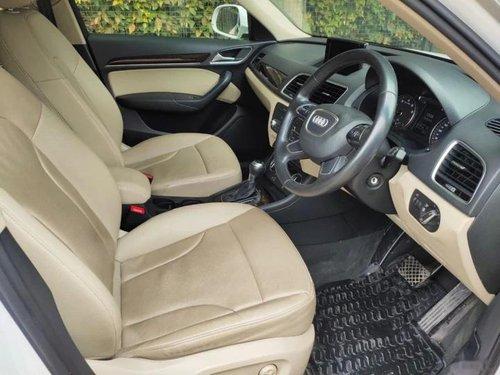 2017 Audi Q3 30 TFSI Premium FWD AT in Hyderabad