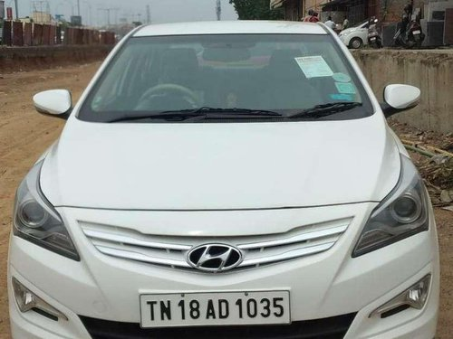 Hyundai Verna 1.6 CRDI 2015 MT for sale in Chennai-7
