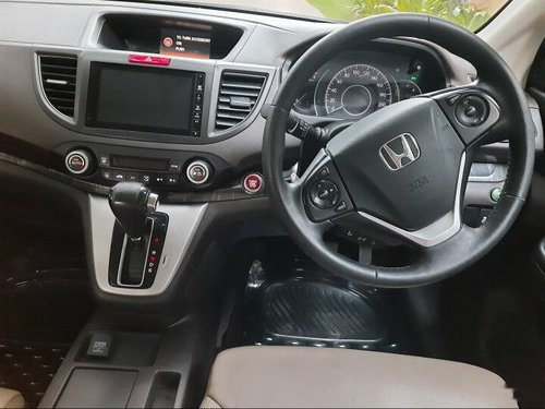 Used 2015 Honda CR-V 2.4 4WD AT for sale in Gurgaon