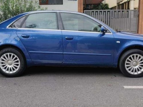 Used 2006 Audi A4 1.8 T Multitronic AT for sale in Nagar