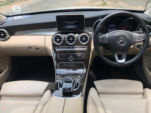 2017 Mercedes Benz C-Class C 220d Avantgarde Edition C AT in Chennai