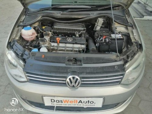 2011 Volkswagen Vento Petrol Highline AT in Chennai