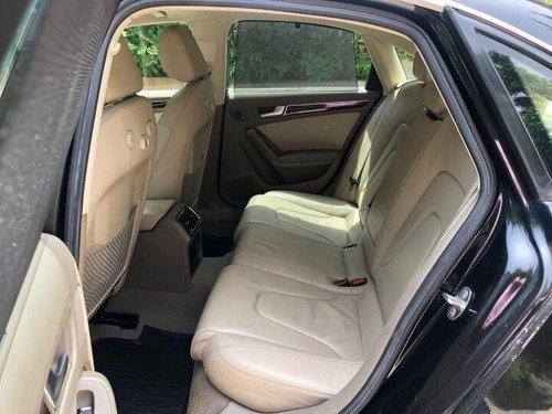 2012 Audi A4 2.0 TDI 177 Bhp Premium Plus AT in Bangalore