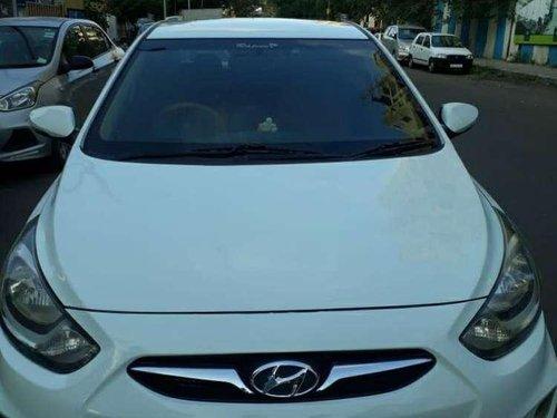 Hyundai Fluidic Verna 2012 MT for sale in Pune