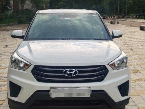 Hyundai Creta 1.4 E Plus 2017 MT for sale in Ahmedabad