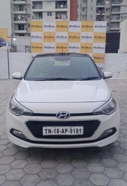 2018 Hyundai Elite i20 1.4 Asta MT for sale in Chennai