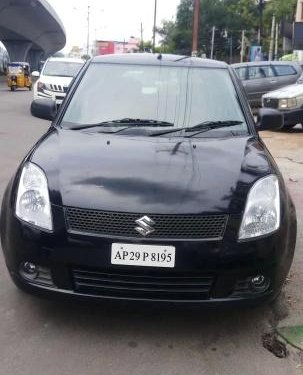 Used 2006 Maruti Suzuki Swift VXI MT for sale in Hyderabad-11