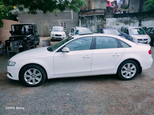 Used 2011 Audi A4 2.0 TDI AT for sale in Ahmedabad