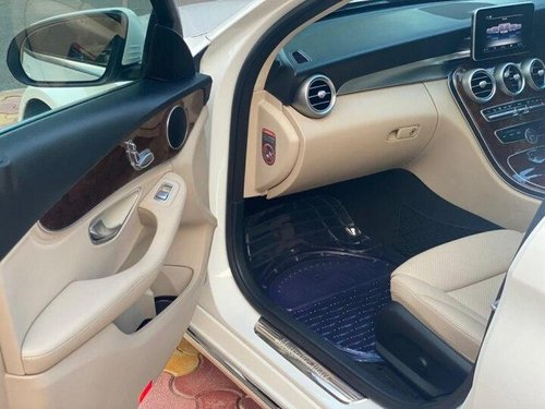 Used 2016 Mercedes Benz C-Class C 200 CGI Year AT in New Delhi
