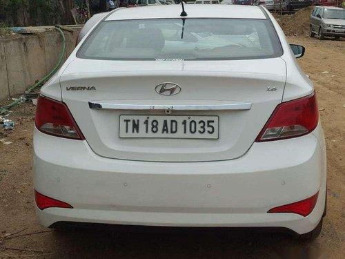 Hyundai Verna 1.6 CRDI 2015 MT for sale in Chennai