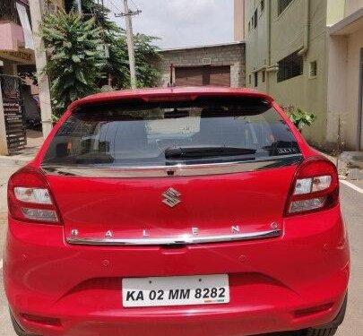 2017 Maruti Suzuki Baleno Alpha Diesel MT for sale in Bangalore