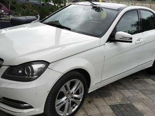 Mercedes Benz C-Class 220 2013 AT for sale in Ahmedabad