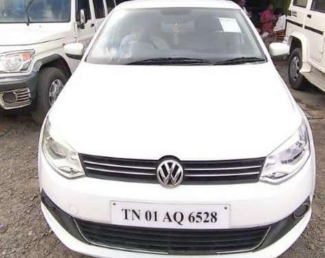 Volkswagen Polo Highline Diesel, 2015, Diesel MT for sale in Chennai-4