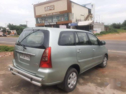 Toyota Innova 2.5 G4 7 STR, 2006, Diesel MT for sale in Cuddalore