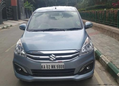 Used 2015 Maruti Suzuki Ertiga ZXI Plus MT in Bangalore