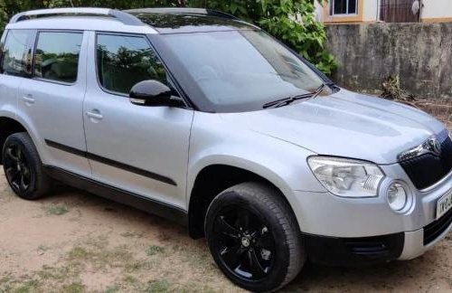 2011 Skoda Yeti Elegance 4X4 MT for sale in Chennai