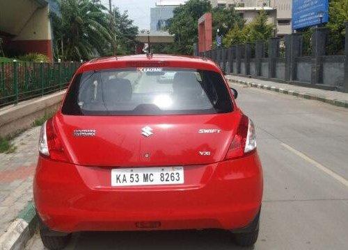 Maruti Suzuki Swift VXI 2015 MT for sale in Bangalore