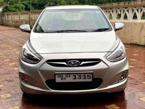 2015 Hyundai Fluidic Verna MT for sale in Thane