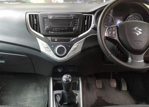Maruti Suzuki Baleno Zeta 2016 MT for sale in Bangalore