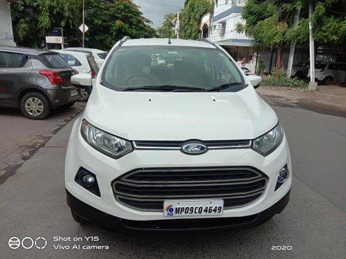 2014 Ford EcoSport 1.5 Diesel Titanium Plus MT for sale in Indore