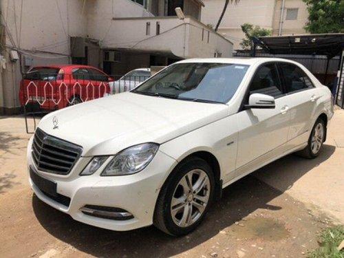 2012 Mercedes-Benz E-Class E250 CDI Avantgarde AT in Chennai