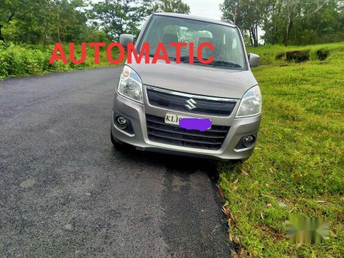 Maruti Suzuki Wagon R Wagonr VXI + AMT (Automatic), 2017, Petrol AT in Shoranur-4