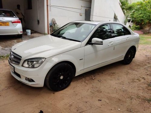2010 Mercedes Benz C-Class C 250 CDI Elegance AT for sale in Chennai