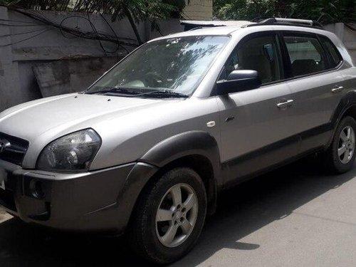Used 2006 Hyundai Tucson CRDi MT for sale in Chennai
