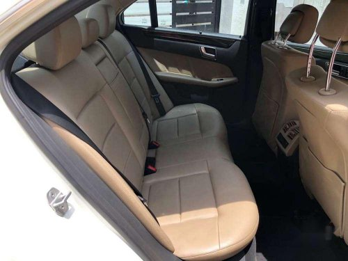 2012 Mercedes Benz E Class AT for sale in Chennai