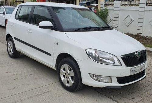 Used 2011 Skoda Fabia 1.2L Diesel Elegance MT for sale in Nagpur