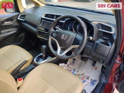 Honda Jazz V Automatic, 2017, Petrol AT for sale in Chennai