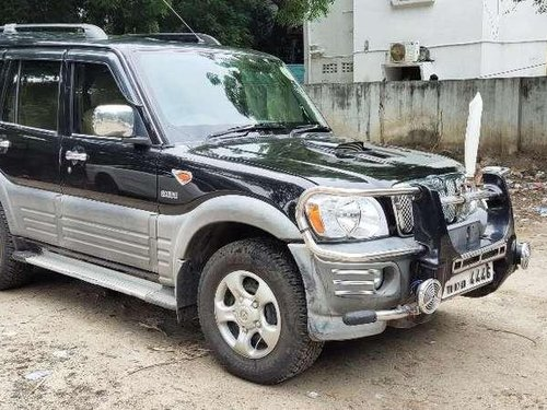 Mahindra Scorpio DX 2.6 Turbo 7 Str, 2006, Diesel MT for sale in Chennai