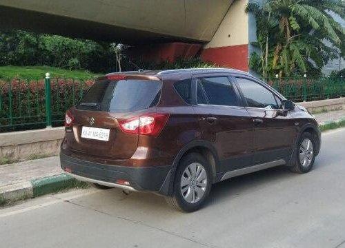 2016 Maruti Suzuki S Cross Alpha DDiS 200 SH MT in Bangalore