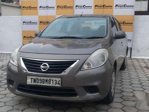 Used 2012 Nissan Sunny XL D MT for sale in Chennai
