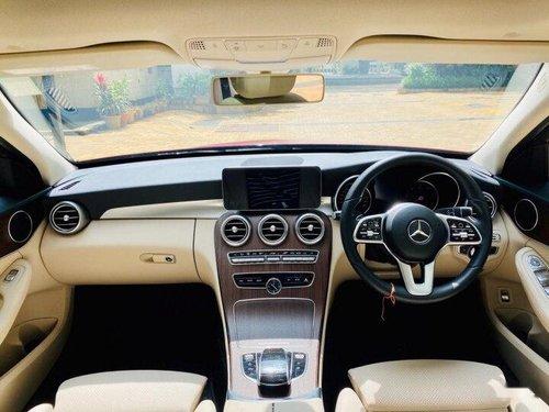 2020 Mercedes Benz C-Class Progressive C 220d AT in Mumbai