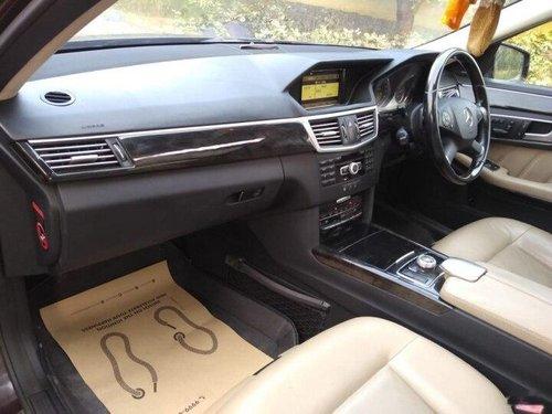 2012 Mercedes-Benz E-Class E350 CDI Avantgarde AT in New Delhi
