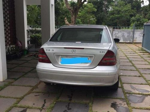 2006 Mercedes Benz C-Class 220 AT for sale in Malappuram