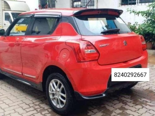 Maruti Suzuki Swift ZXI 2018 MT for sale in Kolkata
