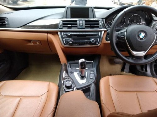 Used BMW 3 Series GT Luxury Line 2014 AT for sale in Bangalore