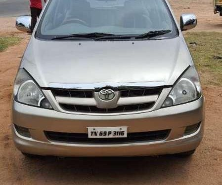 Toyota Innova 2.5 G4 8 STR, 2008, Diesel MT for sale in Tirunelveli