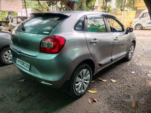 2017 Maruti Suzuki Baleno MT for sale in Hyderabad-6