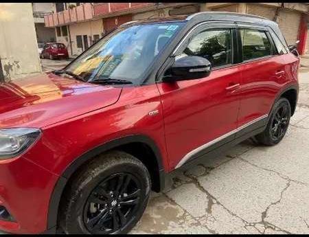 2018 Maruti Suzuki Vitara Brezza MT for sale in Gurgaon