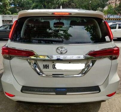 Used 2017 Toyota Fortuner 2.8 2WD MT for sale in Mumbai