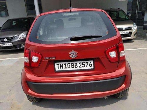 Maruti Suzuki Ignis 1.2 Zeta, 2017, Petrol MT for sale in Chennai