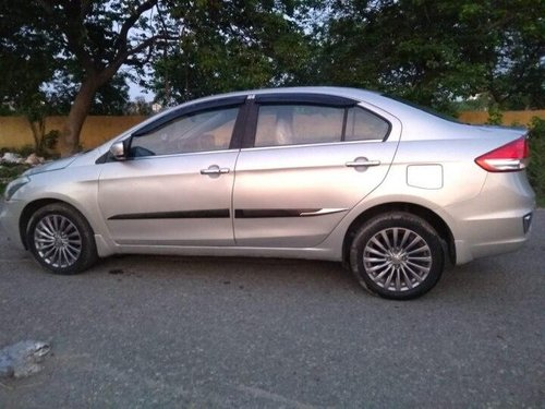 2018 Maruti Ciaz Alpha Diesel MT for sale in New Delhi