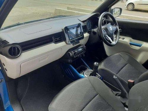 2017 Maruti Suzuki Ignis 1.2 Alpha MT for sale in Chennai