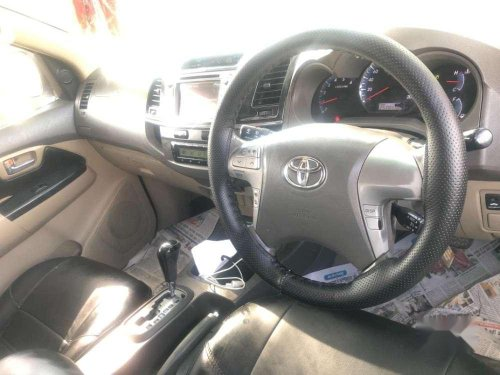 2013 Toyota Fortuner AT for sale in Ambala
